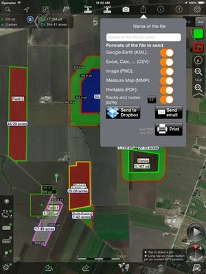 Measure Map Pro Agro Measure Map Pro v3.0.0 | Emperystore – Universal Application